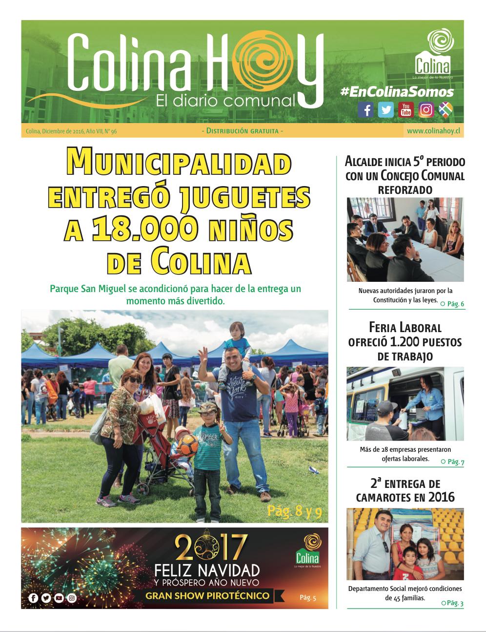Colina Hoy Edición Nº 96