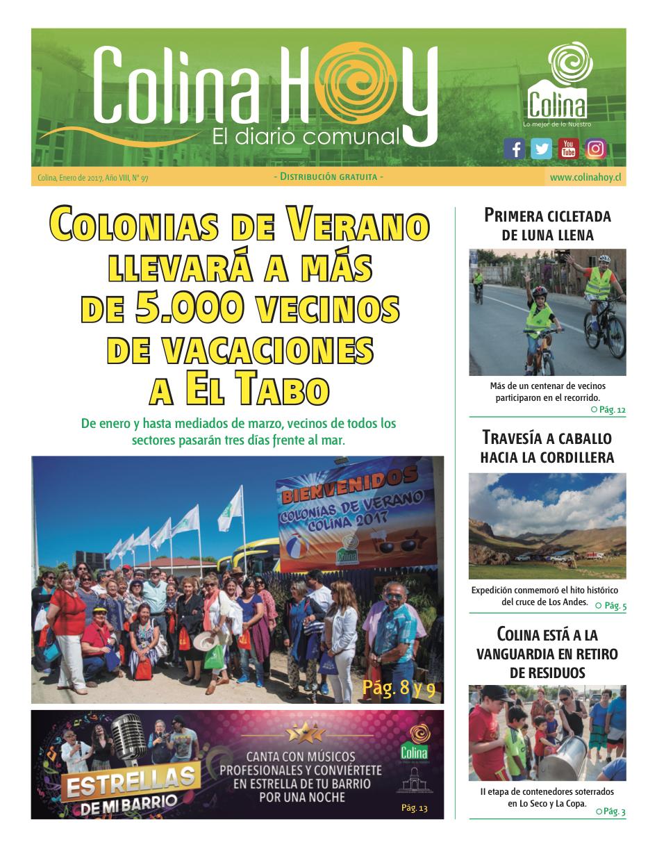 Colina Hoy Edición Nº 97