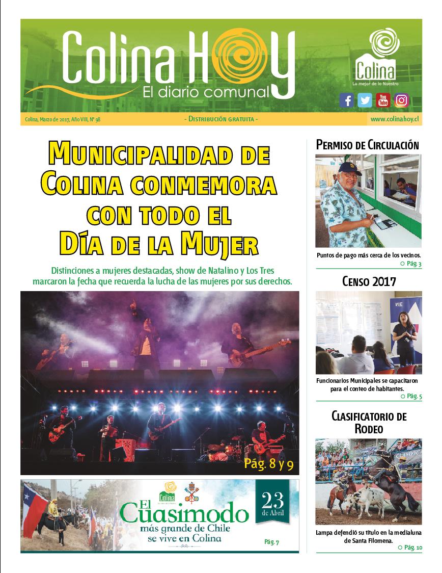 Colina Hoy Edición Nº 98