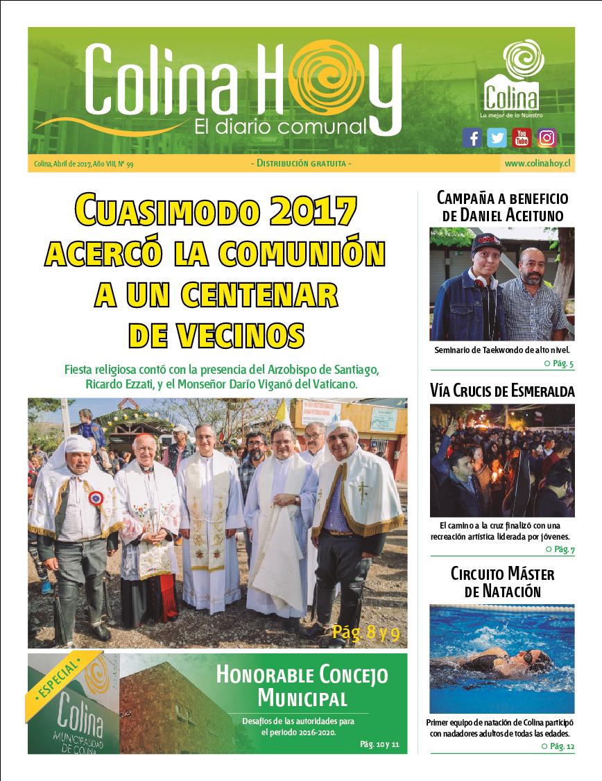 Colina Hoy Edición Nº 99